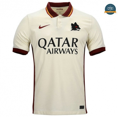 Cfb3 Camiseta AS Rome 2ª Equipación 2020/2021