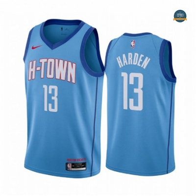 Cfb12 Camiseta James Harden, Houston Rockets 2020/2021/21 - City Edition
