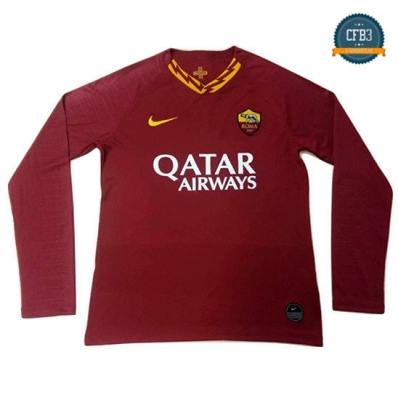 Camiseta AS Roma 1ª Equipación Manga Larga 2019/2020