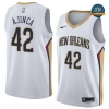 cfb3 camisetas Alexis Ajinça, New Orleans Pelicans - Association