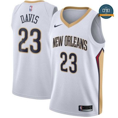 cfb3 camisetas Anthony Davis, New Orleans Pelicans - Association