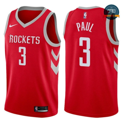 cfb3 camisetas Chris Paul, Houston Rockets - Icon