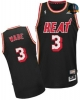 cfb3 camisetas Dwyane Wade, Miami Heat - Throwback