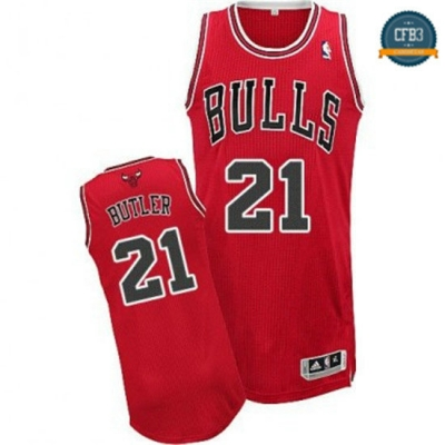 cfb3 camisetas Jimmy Butler, Chicago Bulls [Roja]