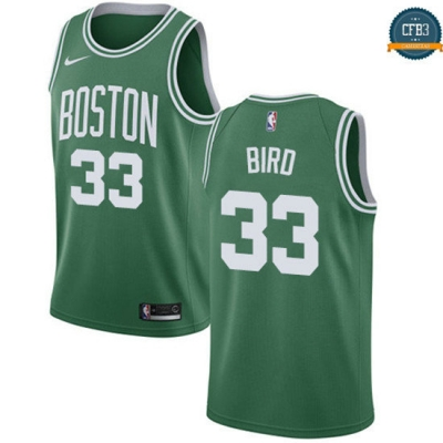 cfb3 camisetas Larry Bird, Boston Celtics - Icon