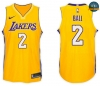 cfb3 camisetas Lonzo Ball, Los Angeles Lakers - Icon