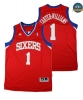 cfb3 camisetas Michael Carter-Williams, Philadelphia 76ers - Rojo