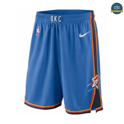 cfb3 camisetas Pantalones Oklahoma City Thunder - Icon