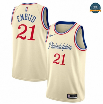 Joel Embiid, Philadelphia 76ers 2019/20 - City Edition