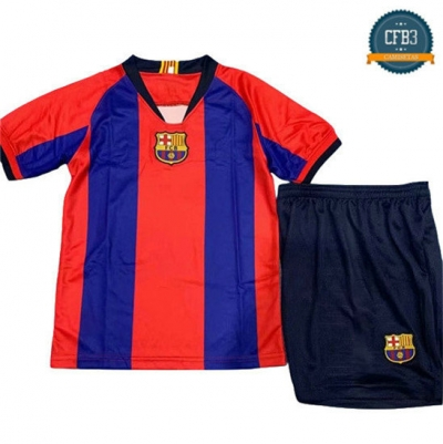 Camiseta Barcelona Niños commemorative edition