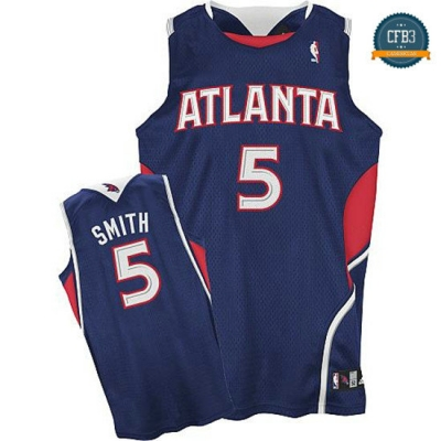 cfb3 camisetas Josh Smith, Atlanta Hawks [Road]
