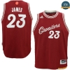 cfb3 camisetas LeBron James, Cleveland Cavaliers 2015 - Christmas Day