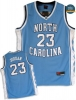 cfb3 camisetas Michael Jordan, North Carolina [Azul]