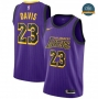 Camiseta Anthony Davis, Los Angeles Lakers 2018/19 - City Edition