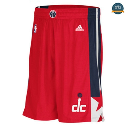 cfb3 camisetas Pantalones Washington Wizards [Rojo]