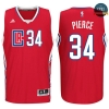cfb3 camisetas Paul Pierce, Los Angeles Clippers 2015 - Rojo
