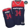 cfb3 camisetas Paul Pierce, Washington Wizards - Azul