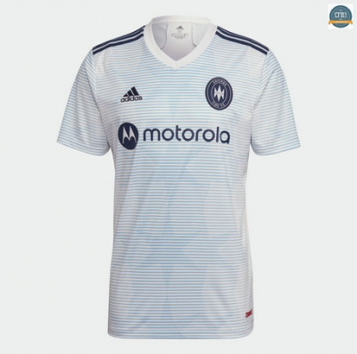 Cfb3 Camiseta Chicago Fire 2ª Equipación 2021/2022