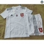 Cfb3 Camisetas University of Chile Niños 2ª Equipación Blanco 2020/2021
