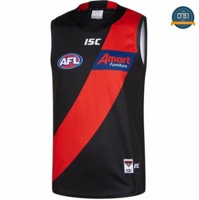 Cfb3 Camiseta Rugby AFL Essendon Bombers 2019/2020