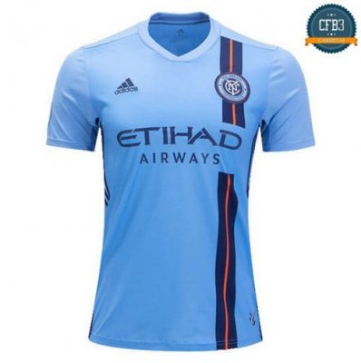 Cfb3 Camisetas New York City 1ª Equipación Azul 2019/2020