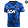 Cfb3 D227 Camiseta Manchester United Pre-Match Azul 2019/2020