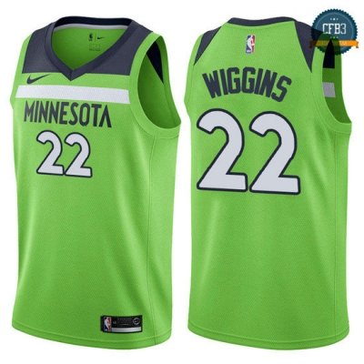 cfb3 camisetas Andrew Wiggins, Minnesota Timberwolves - Statement