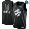 cfb3 camisetas DeMar DeRozan - 2018 All-Star Negro