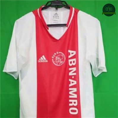 Camiseta Retro 2004-05 Ajax