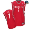 cfb3 camisetas Jeremy Lin, Houston Rockets [Road]