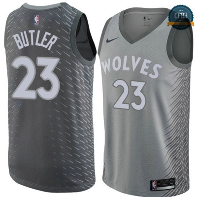 cfb3 camisetas Jimmy Butler, Minnesota Timberwolves - City Edition