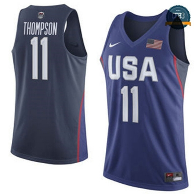 cfb3 camisetas Klay Thompson, USA Rio 2016