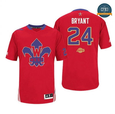 cfb3 camisetas Kobe Bryant, All-Star 2014