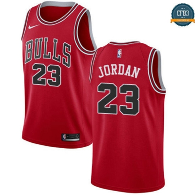 cfb3 camisetas Michael Jordan, Chicago Bulls - Icon