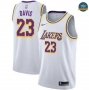 Camiseta Anthony Davis, Los Angeles Lakers 2018/19 - Association