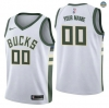 Cfb3 Camiseta Custom, Milwaukee Bucks - Association