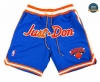 Cfb3 Camisetas Pantalones JUST ☆ DON New York Knicks