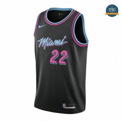 Camiseta Jimmy Butler, Miami Heat 2019/20 - Vice Nights