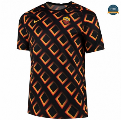 Cfb3 Camiseta AS Roma Pre-Match 2020/202120