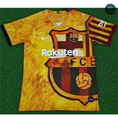 Cfb3 Camiseta Barce Amarillo 2020/2021