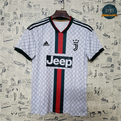 Camiseta Juventus Gucci version Blanco 2019/2020