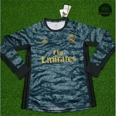 Camiseta Real Madrid Portero Manga Larga 2019/2020