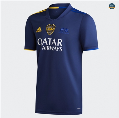 Cfb3 Camiseta Boca Juniors Fourth 2020/2021
