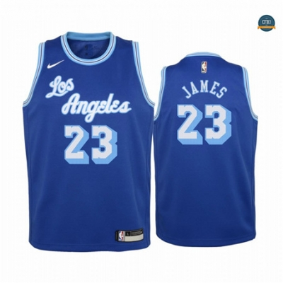 Cfb3 Camiseta LeBron James, Los Angeles Lakers 2020/21 - Classic