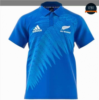 Cfb3 Camiseta Rugby Nueva Zelanda All Blacks Copa Mundial 2019/2020