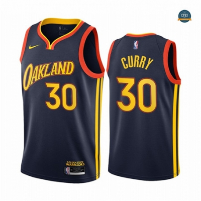 Cfb12 Camisetas Stephen Curry, Golden State Warriors 2020/2021/21 - City Edition