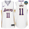 cfb3 camisetas Brook Lopez, Los Angeles Lakers - Association