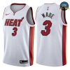 cfb3 camisetas Dwyane Wade, Miami Heat - Association
