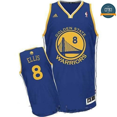 cfb3 camisetas Monta Ellis, Golden State Warriors [Road]