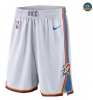 cfb3 camisetas Pantalones Oklahoma City Thunder - Association